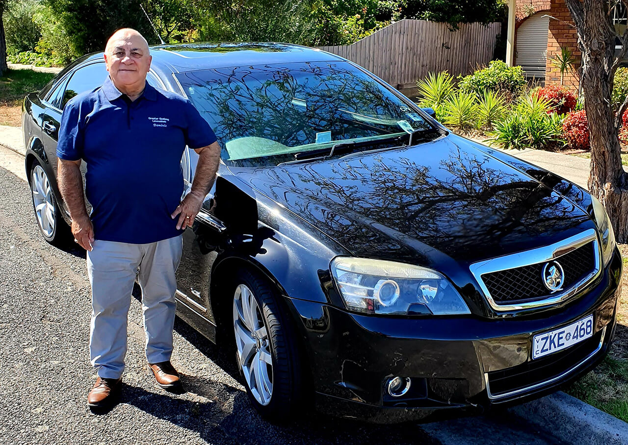 chauffeur services Geelong